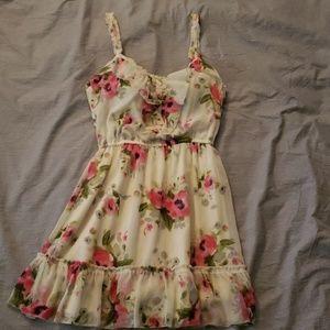 Abercrombie Floral Mini Dress